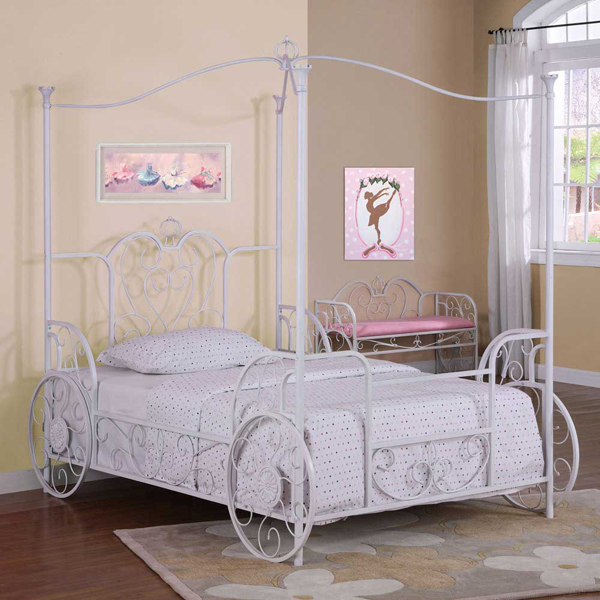 Princess Canopy Powell Furniture. 20 Queen Size Canopy Bedroom Sets Home  Design Lover