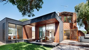Home design: stunning renovation of the ark house in australia