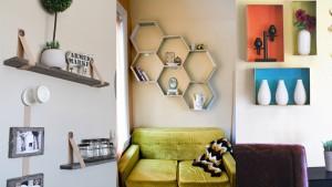 diy wall shelf