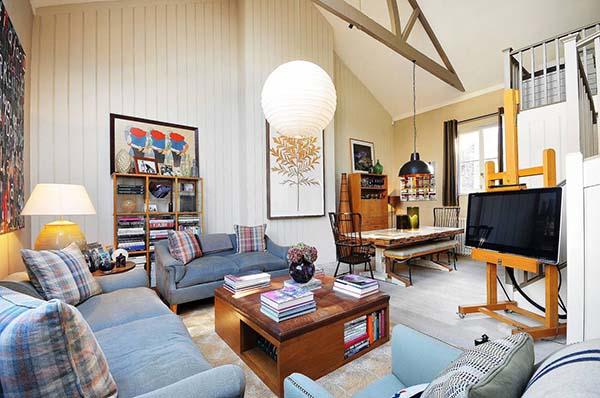 Artists home design