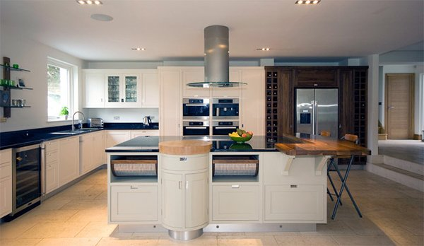 bespoke kitchen island