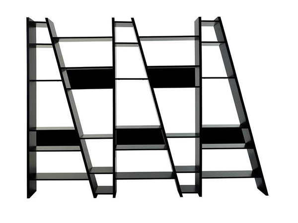 diagonal shelving