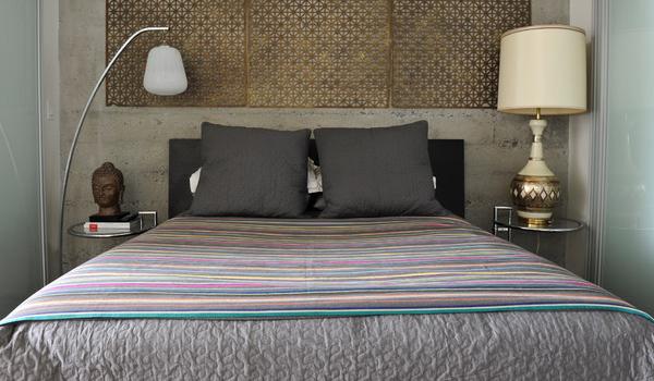 Add trendy bedding accessories