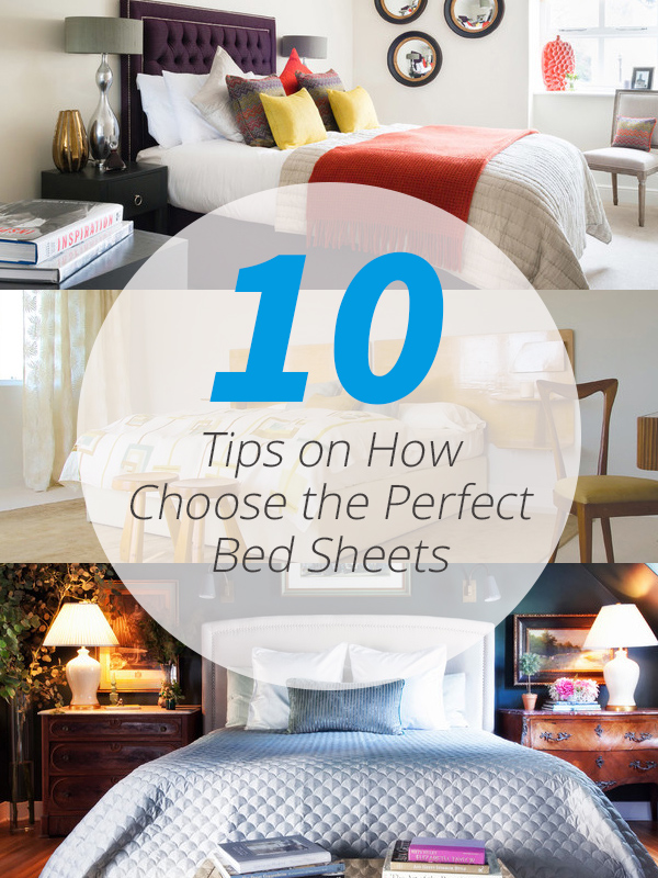 bed sheets tips