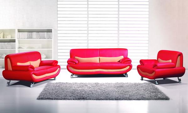 feminine living room