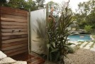 outdoor shower tips