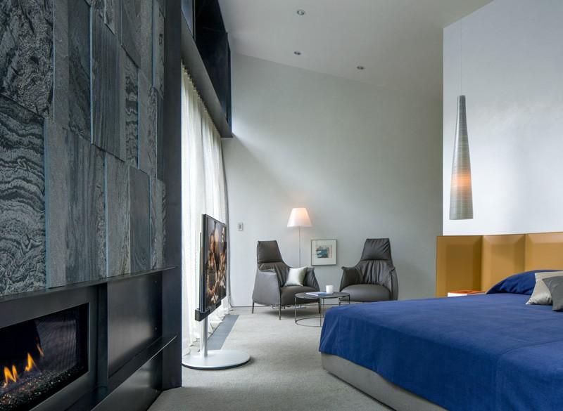 Blackbird House bedroom