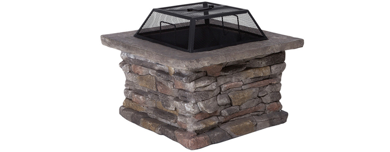Tundra Outdoor Fire Pit