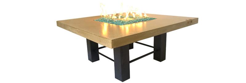 modern outdoor firepits