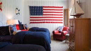 flag decors