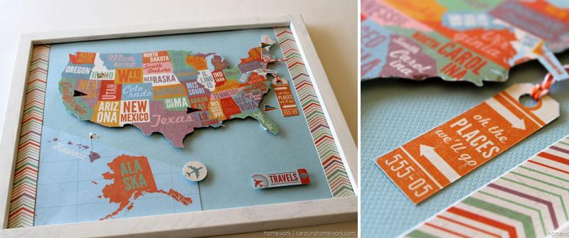 United States Pin Map