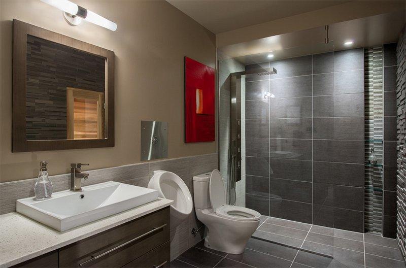 Basement Spa Bathroom