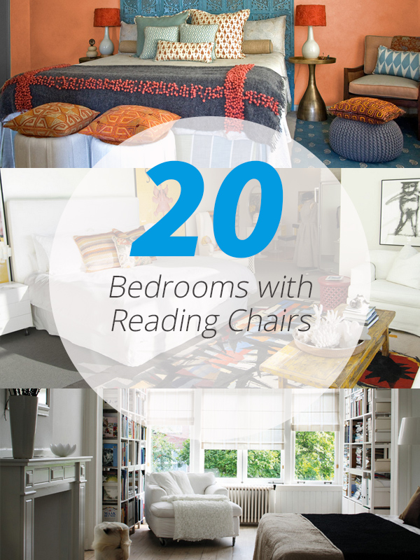 A Collection of 20 Bedrooms with Reading ChairsHome Design Lover