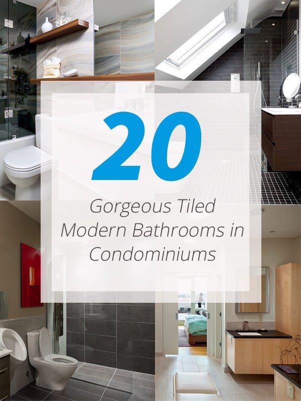 condo bathrooms