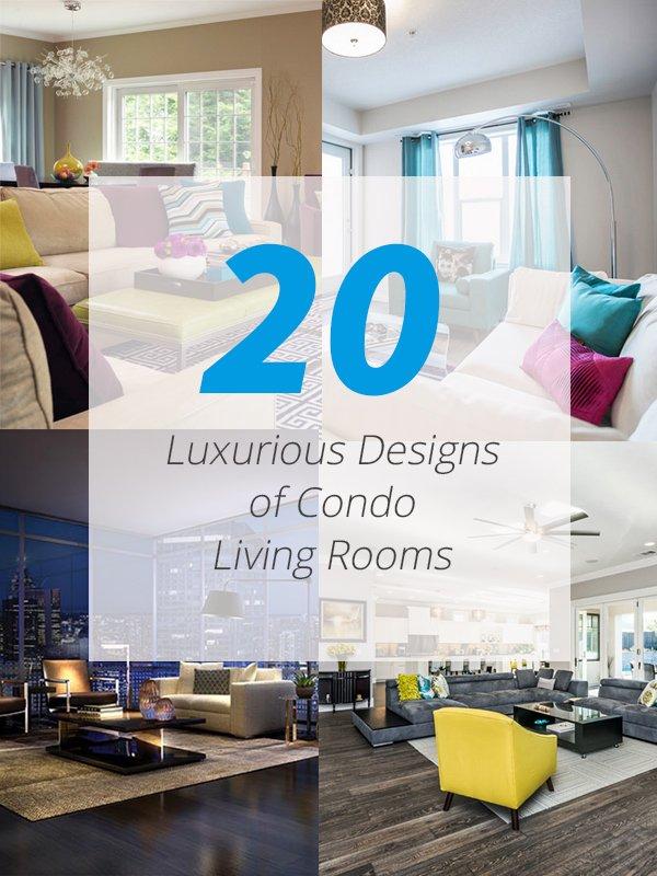 condo luxurious livingroom