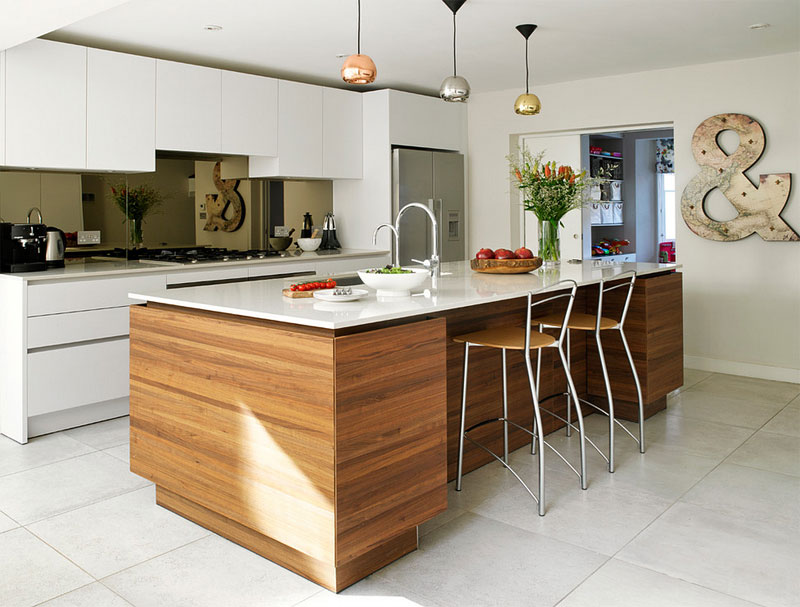 Perfect Decorative Pendant Lights To Cheer Up Your Kitchen Home With White Kitchen  Pendant Lighting