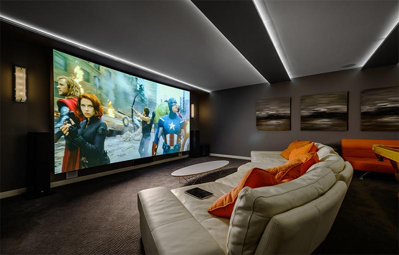 Home Cinema Ideas