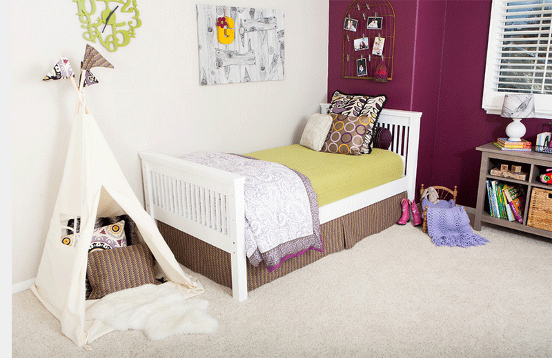 small teepee bedroom design. Teepees in the Bedroom  26 Kids Bedrooms with an Adventurous