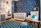blue nursery room