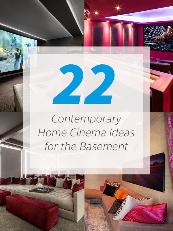 home cinema basement