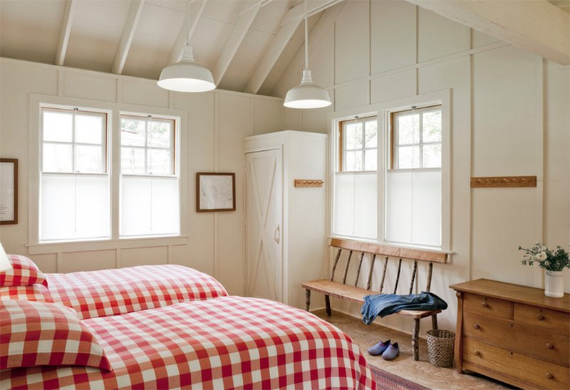 Bathhouse. 22 Charming Farmhouse Bedroom Designs   Home Design Lover