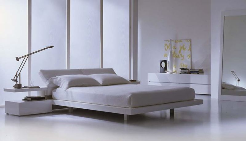 modern bedroom furniture. 20 Crisp Modern Condo Bedroom Furniture for Uncluttered Look