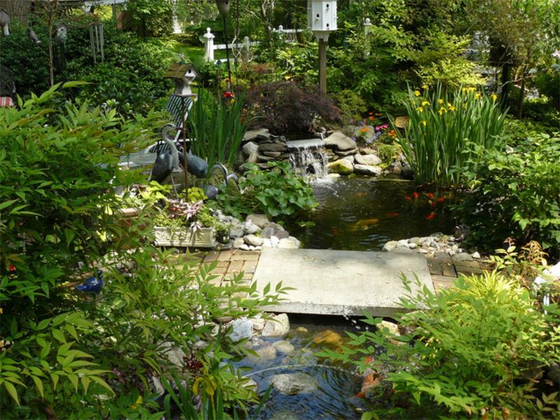 garden decors