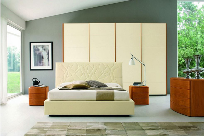 20 Crisp Modern Condo Bedroom Furniture for Uncluttered Look