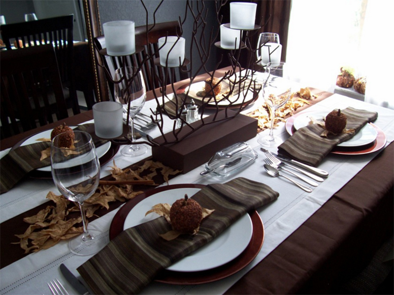20 Fall Themed Tablescapes To Amaze Dining Guests Home Design Lover