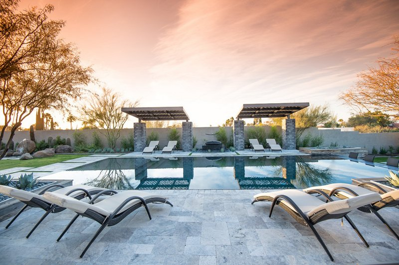 pool chairs pool chairs in 26 contemporary settings home design lover