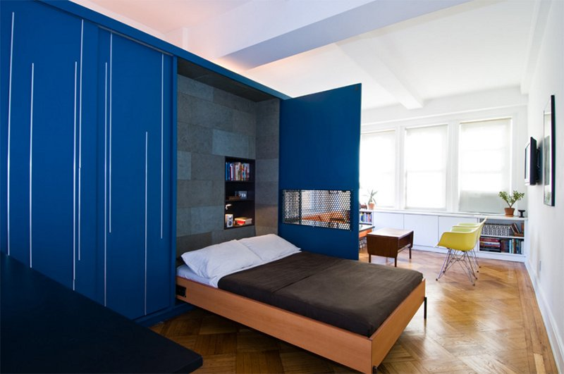 unfolding apartment - Murphy Bed Design Ideas