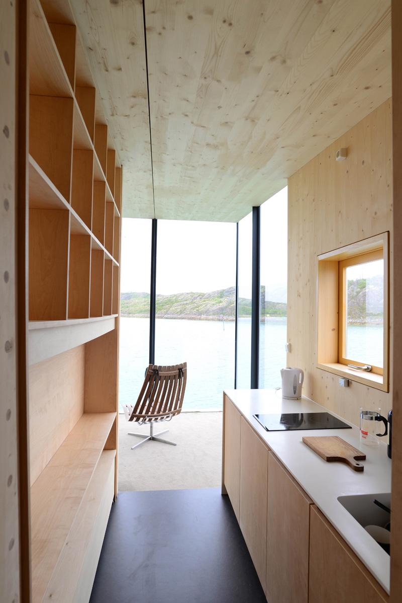 Manshausen Holiday Huts inside