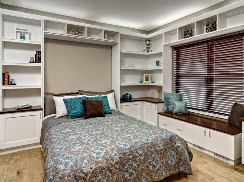 featured home officemurphy bed project bed in office