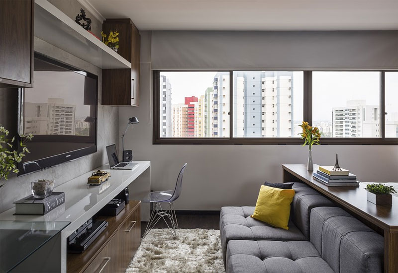 decorating tips condominium
