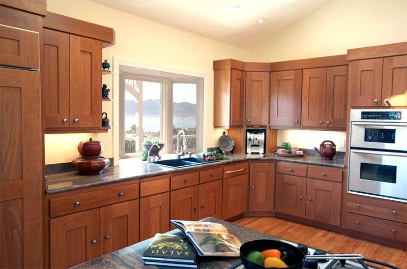 25 Minimalist Shaker Kitchen Cabinet Designs | Home Design Lover