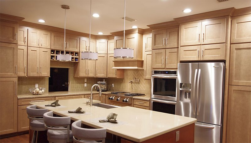 Shaker Kitchen Cabinets 25 minimalist shaker kitchen cabinet designs - health and plant