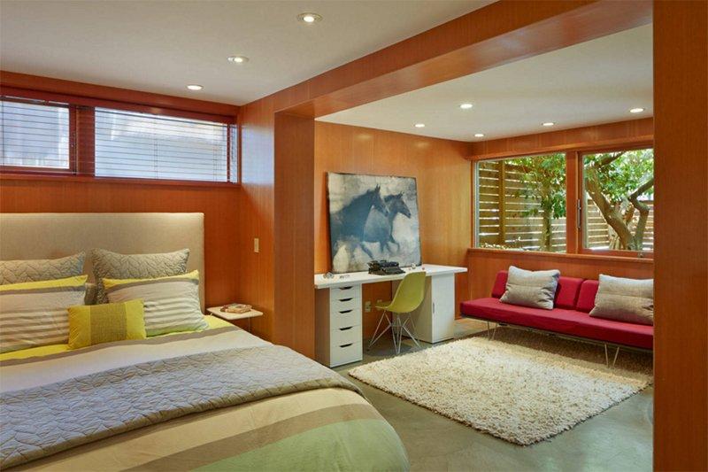 Mid Century Modern Renovation   Addition. 25 Bright Mid century Modern Bedroom Designs   Home Design Lover