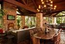 outdoor chandeliers dining