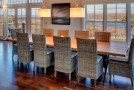 rattan chairs dining