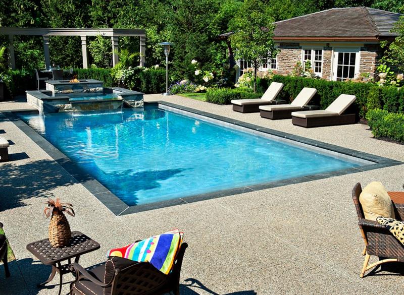 swimming pool furiture