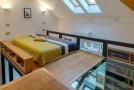loft bedroom bucharest