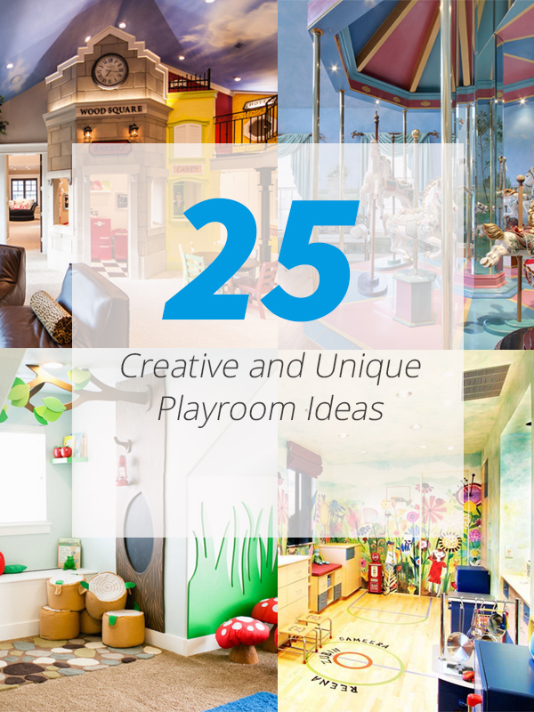 unique playrooms