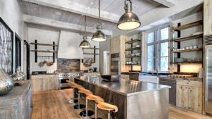 vintage lighting kitchens