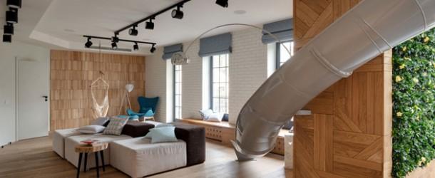 apartment slide