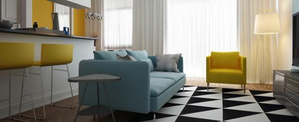bw living rug