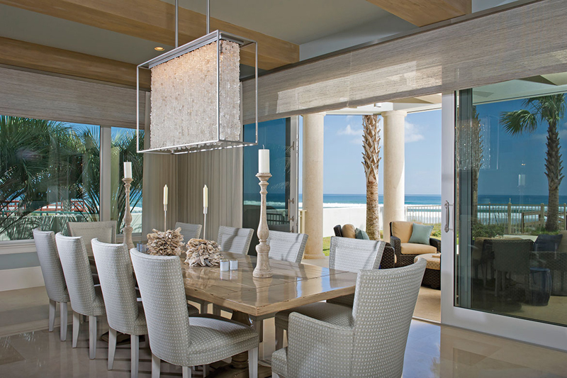 20 Assorted Crystal Chandeliers in Dining Rooms Home Design Lover