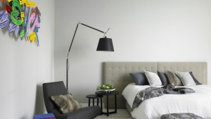 bedroom cont floor lamp