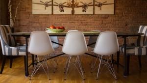bronze dining