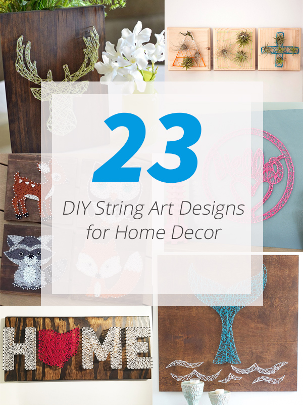 diy string arts