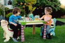 picnic table kids